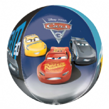 "Cars 3 Orbz Balloon (15"") 1pc"